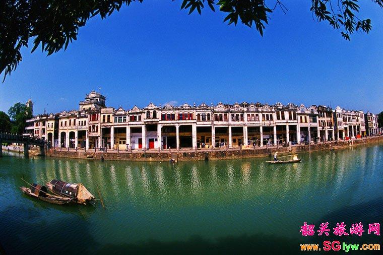 陈梦吉宗祠、小鸟天堂、赤坎电影街、立园两日游