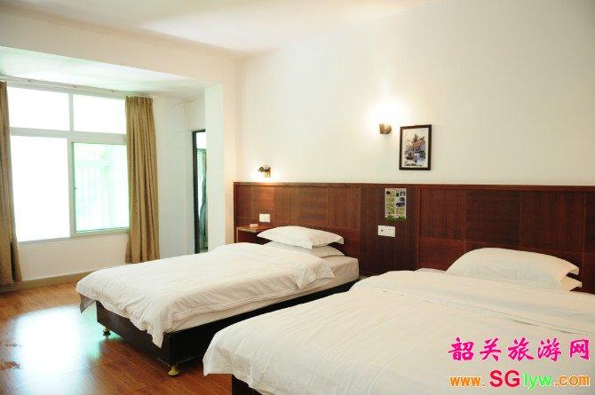 丹霞山爱情谷酒店