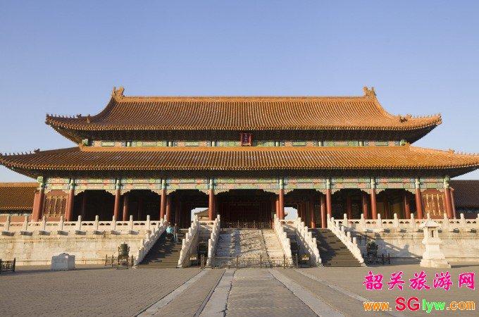 北京、天津 单飞六天游