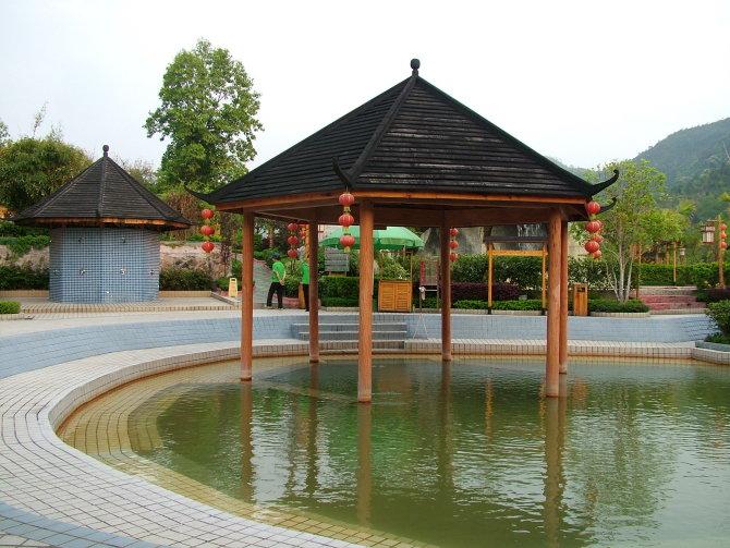 韶关枫湾温泉度假村