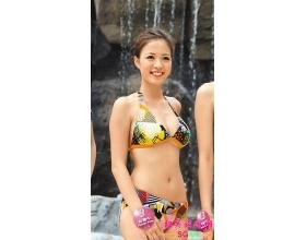 2010香港小姐韶关旅游 拍摄外景