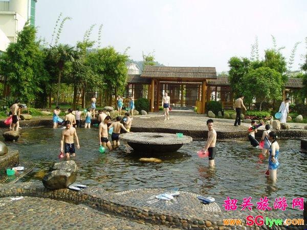汝城温泉(福泉山庄)、九龙江森林公园度假休闲 二日游