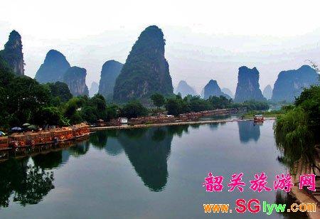 桂林、阳朔、漓江、荔浦、象鼻山 5天游