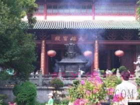 韶关丹霞山、南华寺一日游