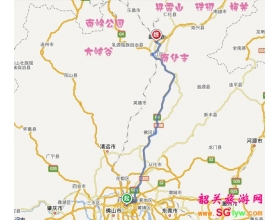 2013年韶关国庆旅游高速免费自驾车如何避堵