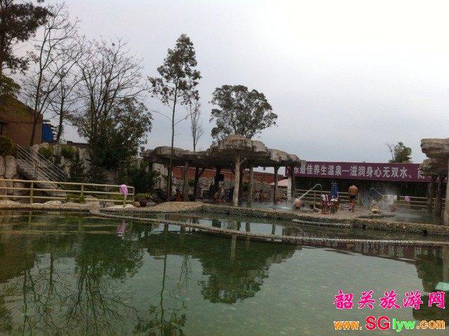 南雄龙华山温泉度假村图片