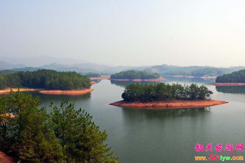 韶关南雄孔江湿地公园