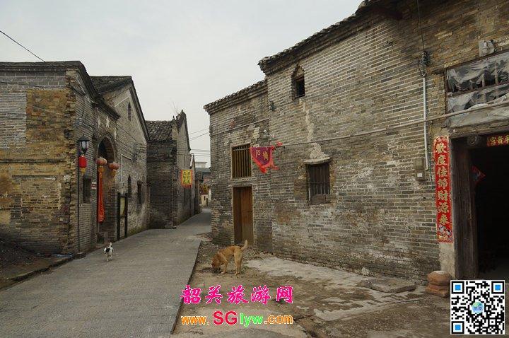 韶关仁化石塘古村