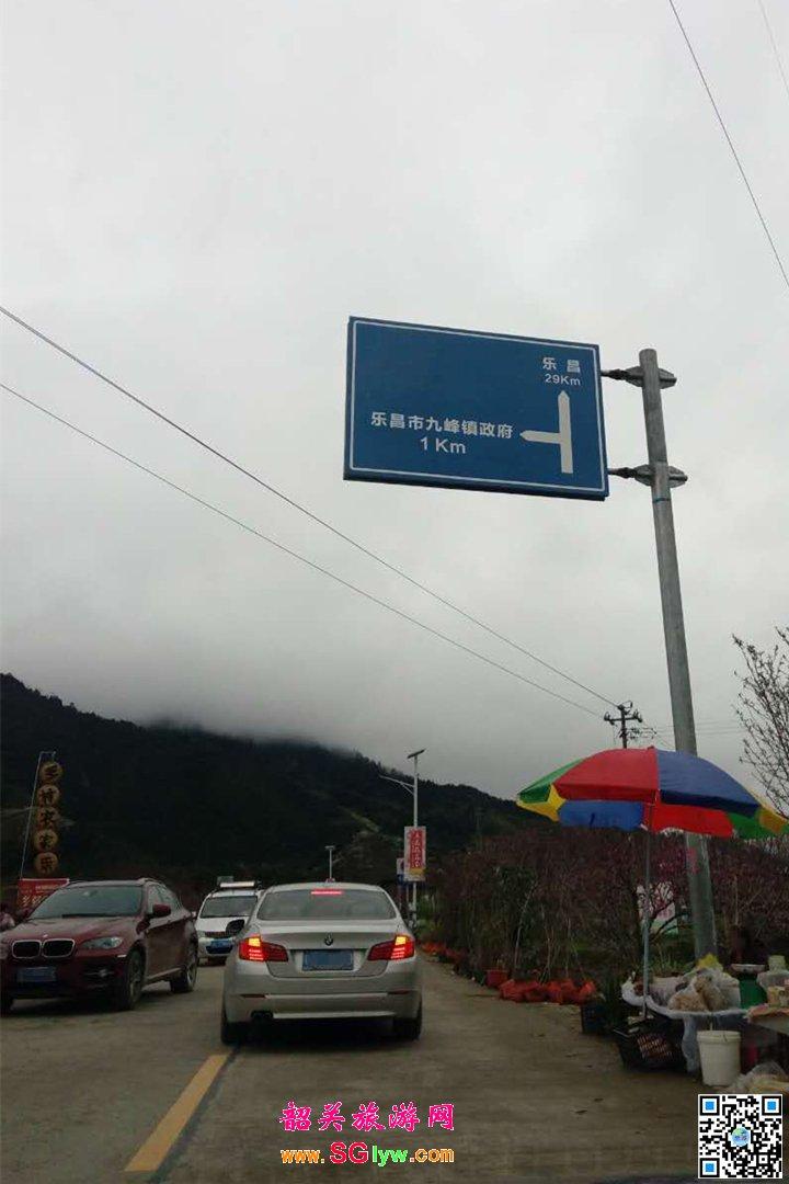 2017年韶关乐昌九峰桃花