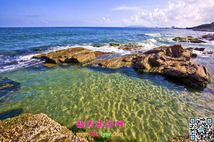 惠东盐洲岛、巽寮湾双海滩两天纯玩休闲游