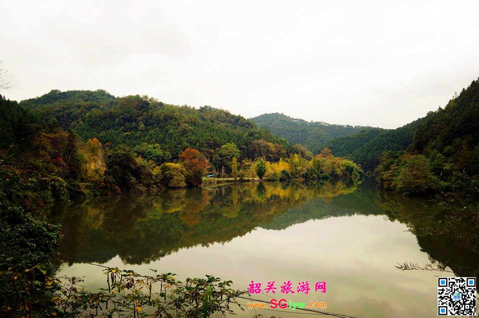 南雄帽子峰林场2018年11月中小九寨沟