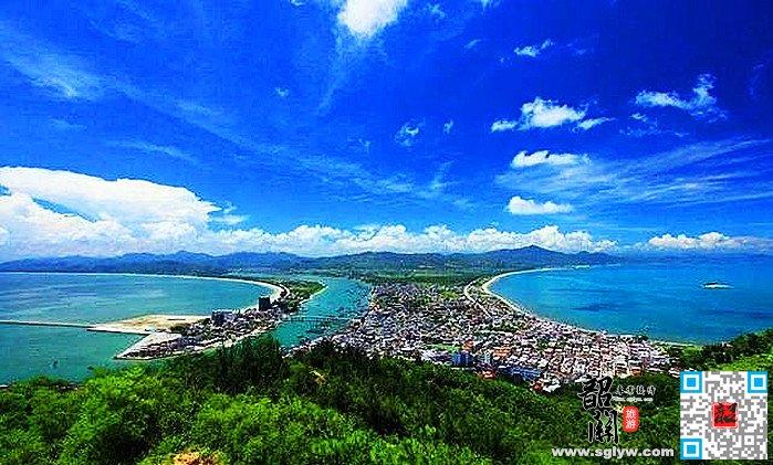 惠州双月湾