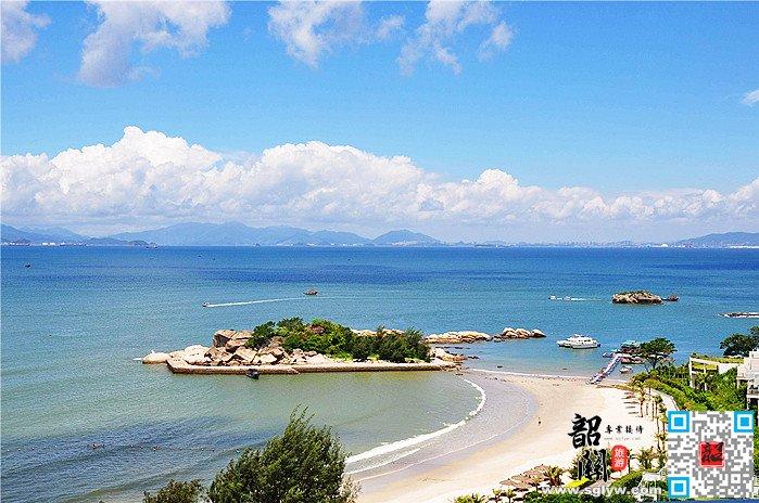 惠州盐洲岛、巽寮湾纯玩摄影两天游