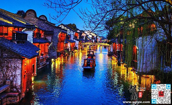 华东上海、杭州、南京、苏州水乡纯玩六天游