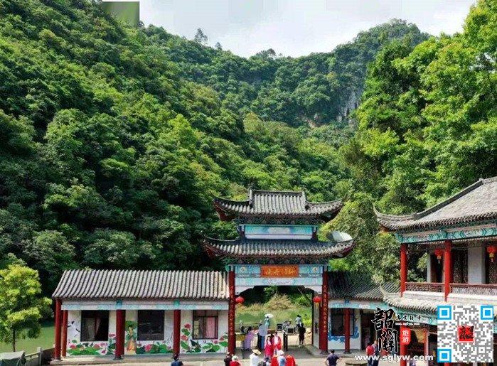 【散客团】乳源广东仙门奇峡、南水湖一天游