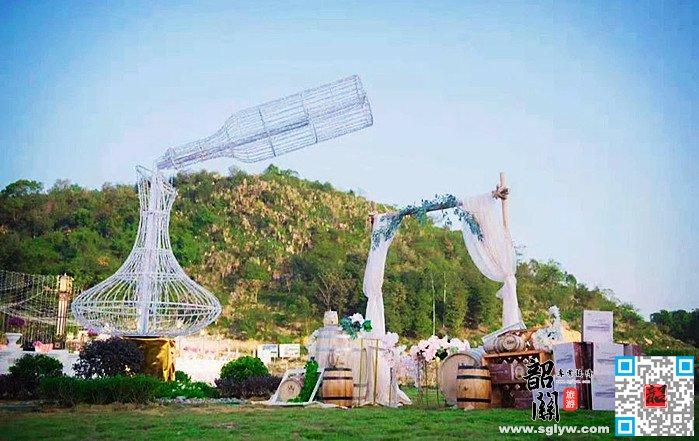 【散客团】乐昌誉马庄园、古佛岩、龙王潭避暑玩水一天游